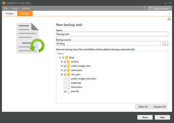 Need to protect your data? Do it with our file backup software!