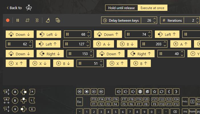 How to setup Azeron Keypad with reWASD