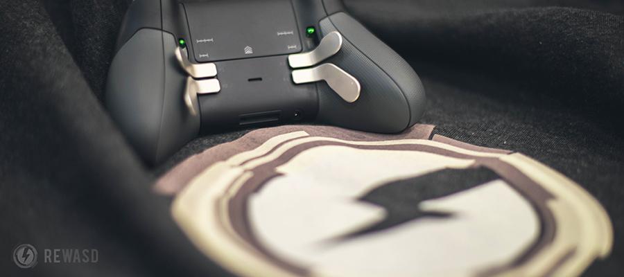 Map Xbox Elite Paddles to Keyboard reWASD