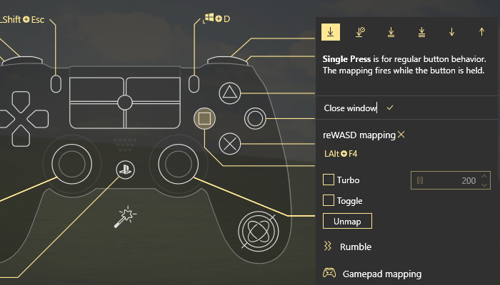 PS4 controller app that will help you use DualShock 4 on PC