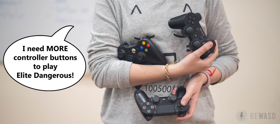 How the best PC controller software multiplies gamepad buttons