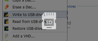 Install Raspberry Pi OS on SD Card