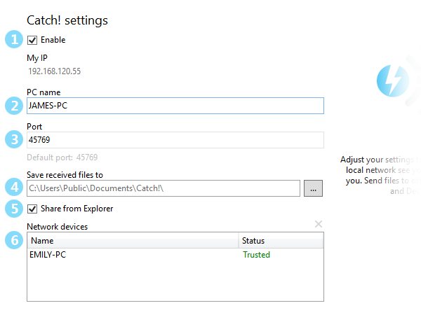 Use local network file sharing with DAEMON Tools Lite 10.7