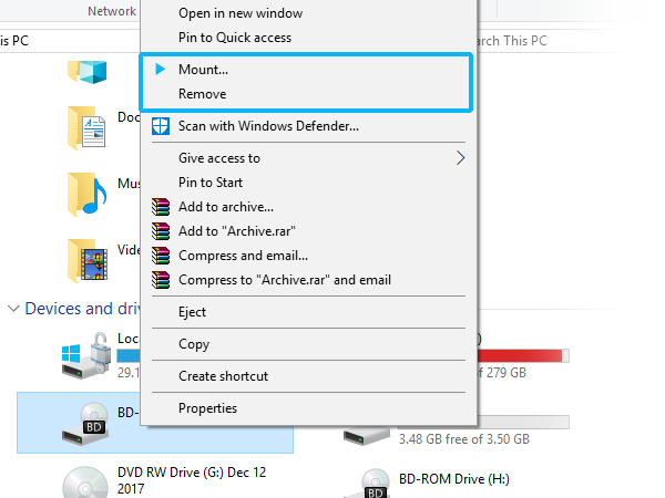 DAEMON Tools Lite 10 7 brings local network file sharing