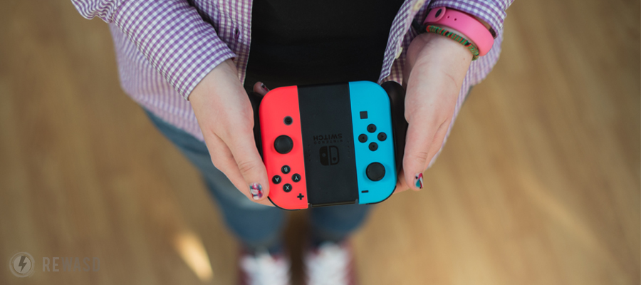 Try to use JoyCons on PC with reWASD 4 1, and learn more about updates!