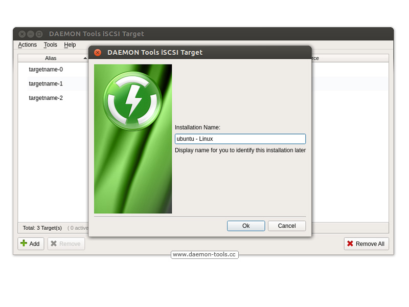 DAEMON Tools iSCSI Target 2: easy way to share data over